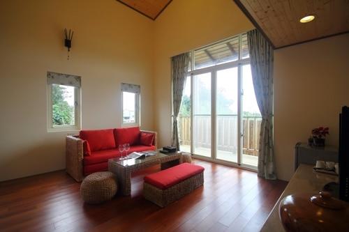 客室(Luxury Four Room)