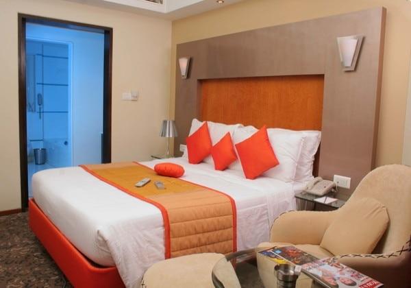 Premium Suite Bed Room