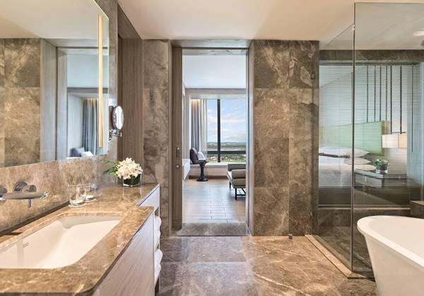 Bathroom - King Suite