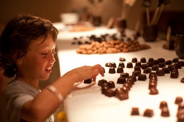 「チョコレート・ルーム」