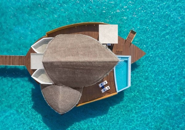 Duplex Overwater Pool Villa
