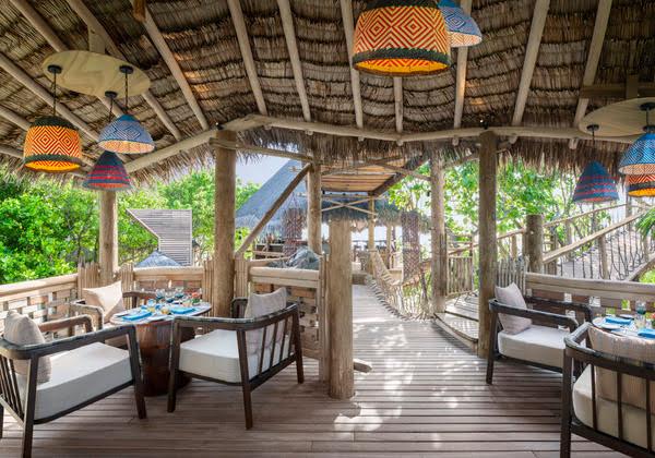 Duplex Beach Pool Villa