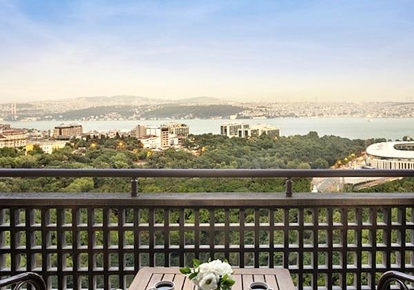 Bosphorus view Balcony