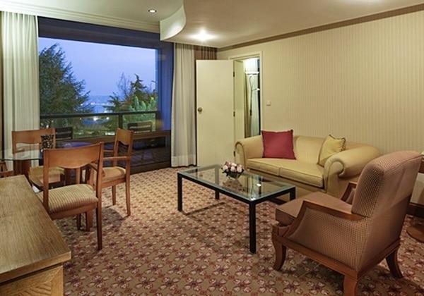 King one bedroom suite