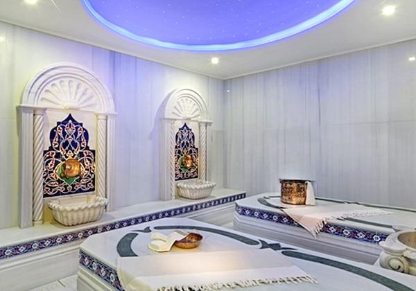 Turkish bath spa