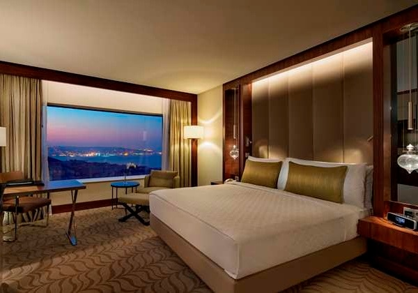 KING DELUXE BOSPHORUS VIEW