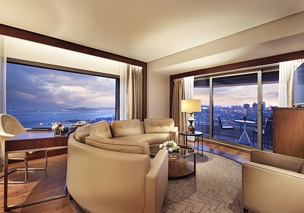 BOSPHORUS SUITE WITH TERRACE