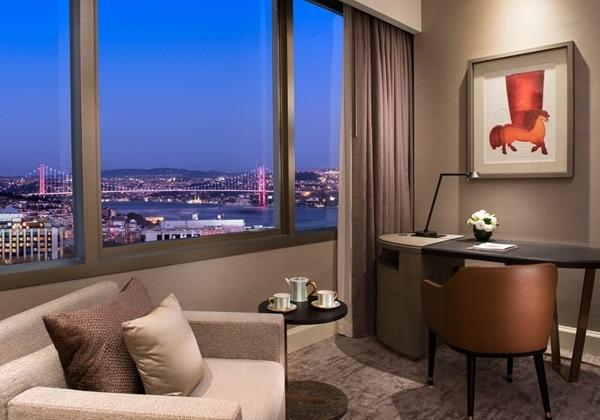 Partial Bosphorus View Room