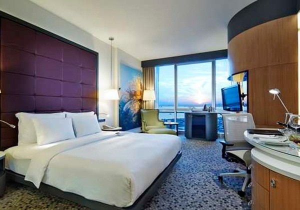 1KING DELUXE ROOM WITH SEA-VIEW