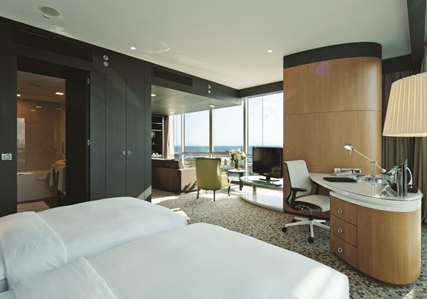 2TWIN JUNIOR SUITE WITH SEA-VIEW