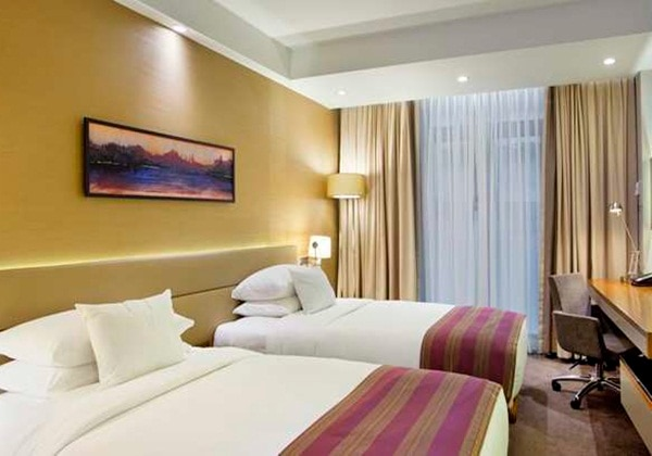1 TWIN GUEST ROOM