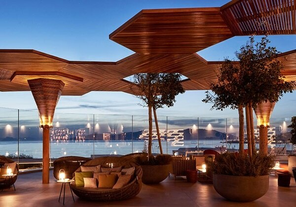 Restaurant & Bar Terrace
