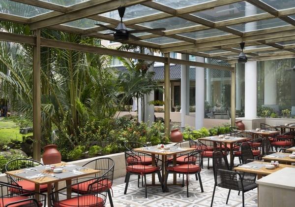 EL Patio Restaurant - terrace