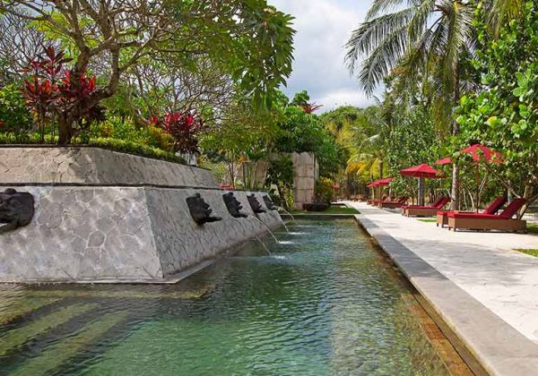 Taman Sari Water Castle Outdoor Pool