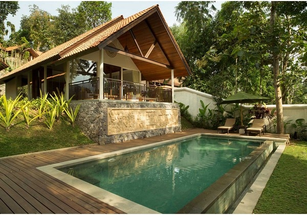 Grand Spa Pool Villa