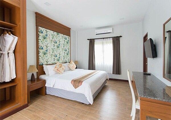 One Bedroom Pool Villas