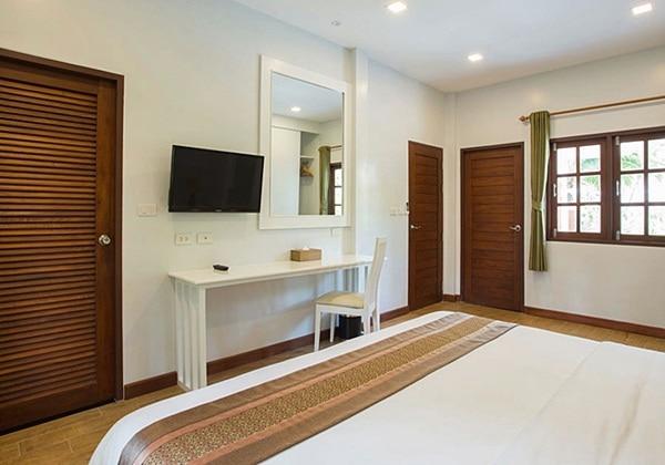 Three Bedroom Pool Villas