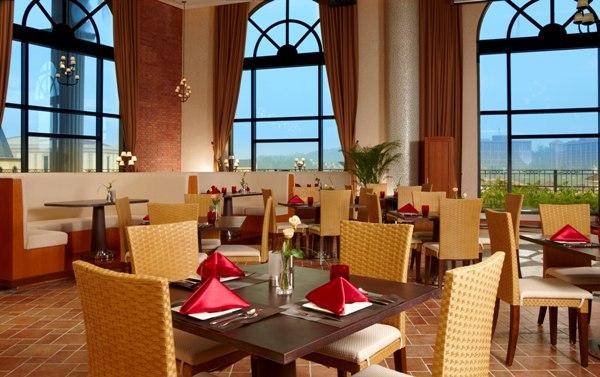 イタリアンレストラン「CASA FONTANA」