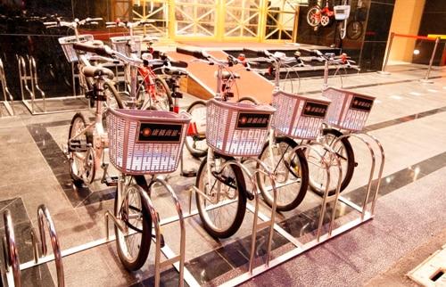 自転車レンタルサービス