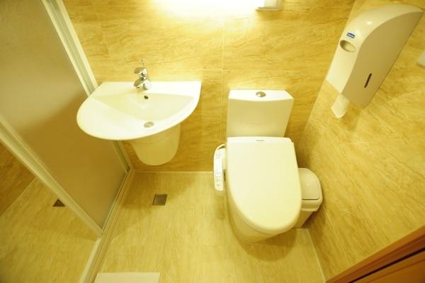 浴室-ビズネスダブル(ベッド1台)