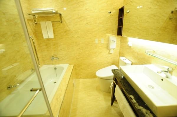 ビジネス ツイン 浴室