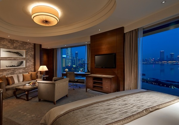 Executive River View Room