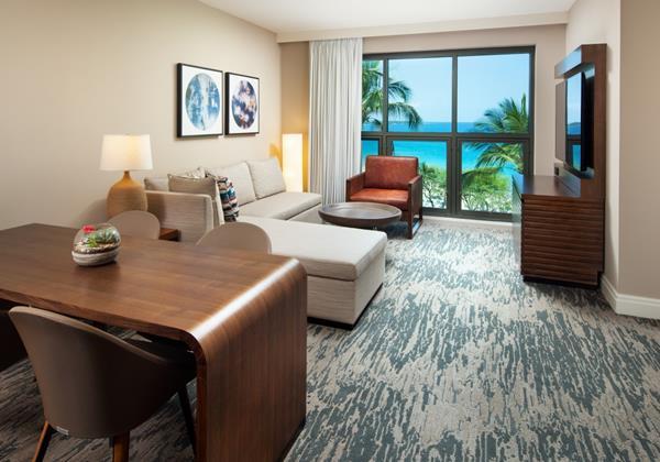 Premier Ocean View Suite Parlor