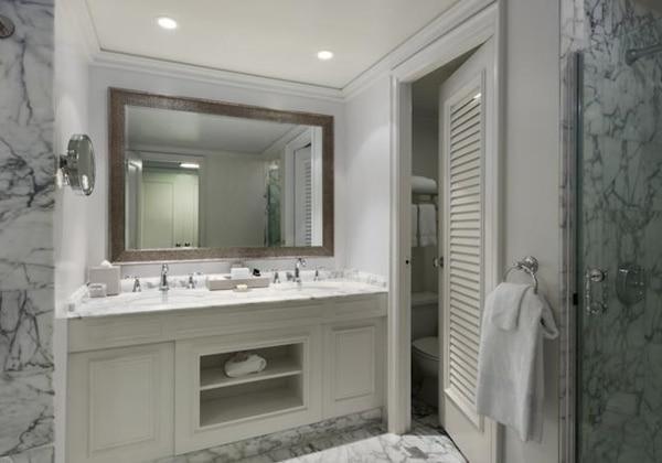 バスルーム客室