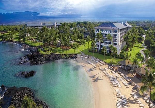 フェアモント オーキッド ハワイ , ハワイ島 ホテル