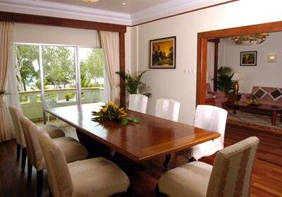 Apsara Suite Dining Room