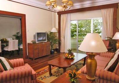 Apsara Suite Living Room