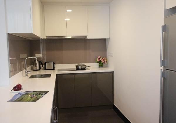 One Bedroom Deluxe Kitchen Type2