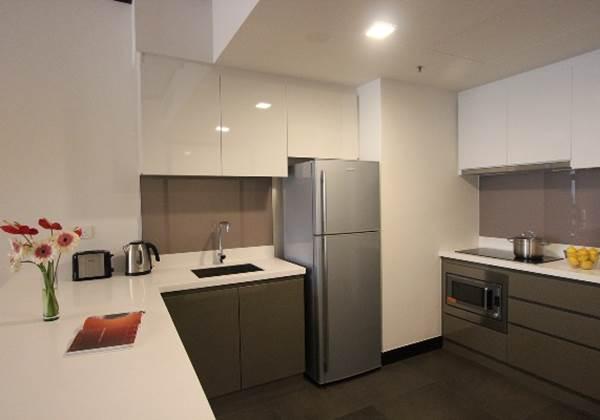 One Bedroom Executive Kitchen Type1