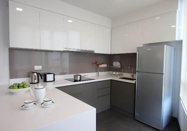 Two Bedroom Premier Kitchen