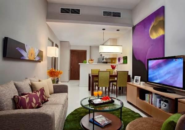 1 Bedroom Premier Living Room