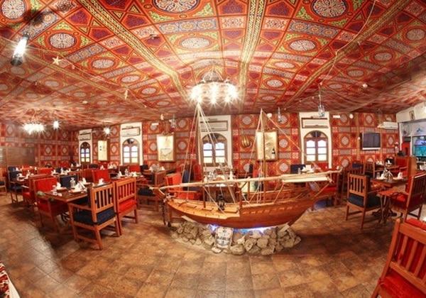 Al Marsa Restaurant
