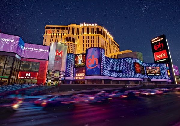 プラネットハリウッド リゾート&カジノ