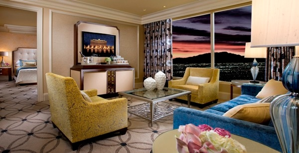 Suite Living Room