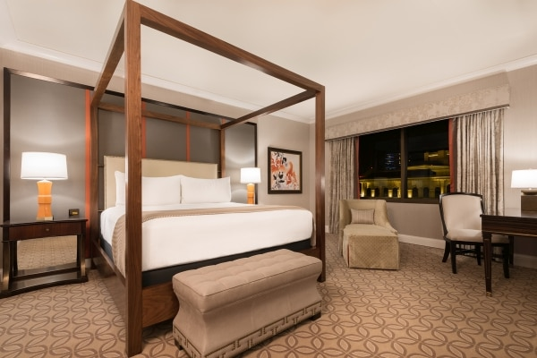 Palace Tower Premium Suite Bedroom