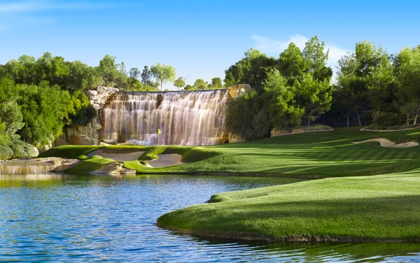 ウィン ゴルフクラブ(Wynn Golf Club - 18 Hole)