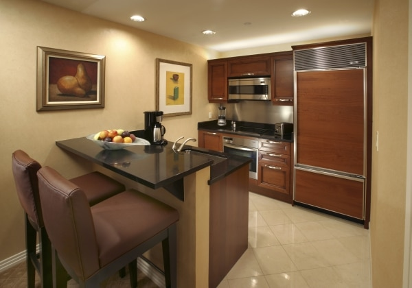 Signature One Bed Kitchen