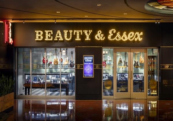 Beauty & Essex Front