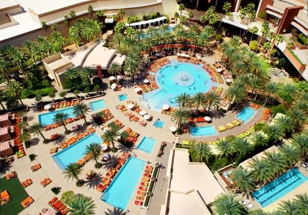 Daytime Pool