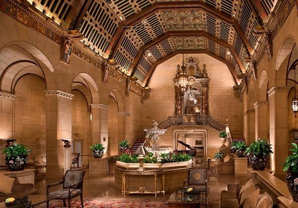 ミレニアム ビルトモア , ロサンゼルス ホテル