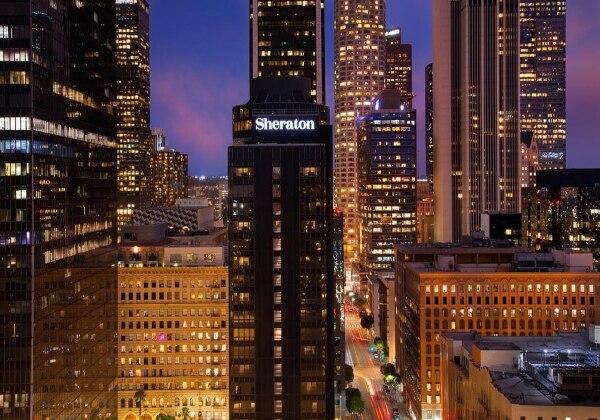 ザ シェラトン グランド ロサンゼルス , ロサンゼルス ホテル