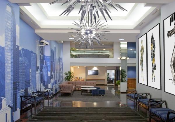 カワダ ホテル , ロサンゼルス ホテル
