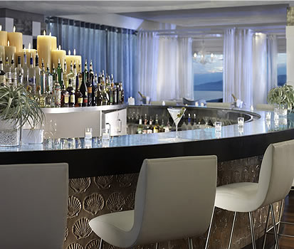 The Penthouse Bar / Detail