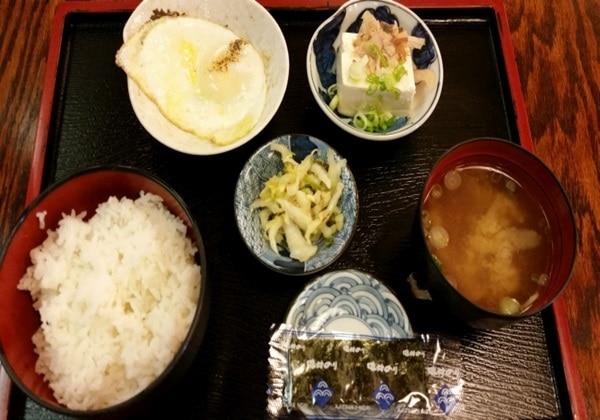 朝食(月~金)