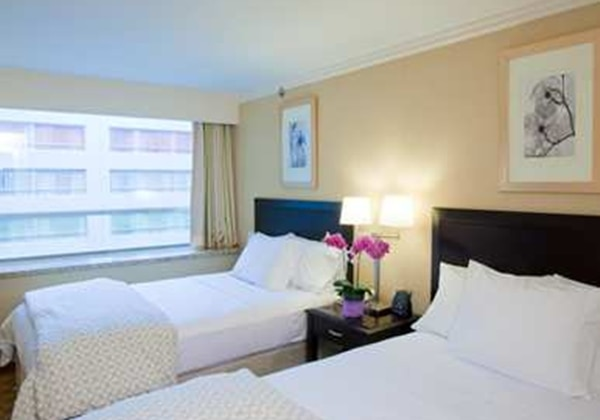 2 ROOM SUITE-2 DOUBLE BEDS-NONSMOKING