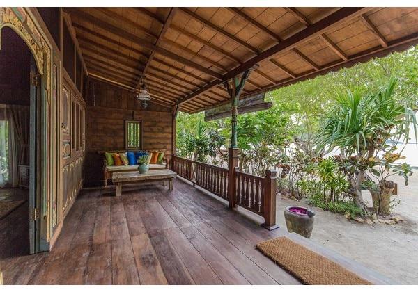 Limasan Beach Front Villa